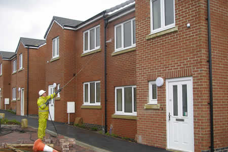 brick cleaning bolton