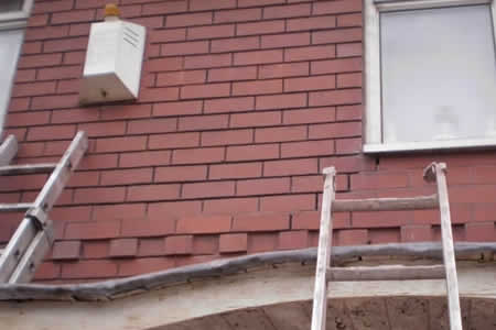 brick pointing bolton