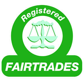 registered with the fairtrades association for over 10 years