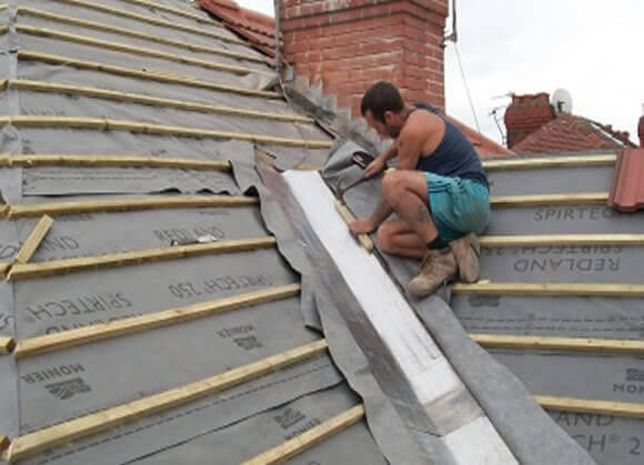 Airtight Roofing Pointing And Roofing Work Gallery