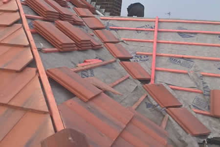 roof repair bolton roofers